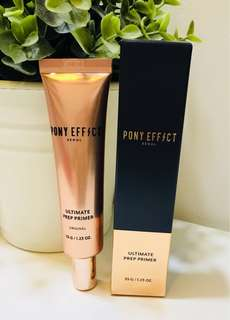 Pony Effect Ultimate Prep Primer