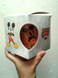 Gelas Micky Mouse