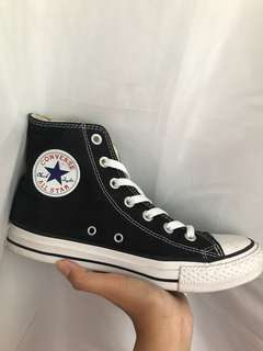 Converse Black High Cut