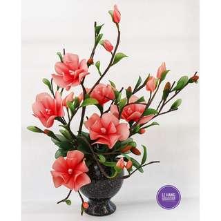 🌺 Beautiful Handmade Artificial Flowers 🌺