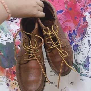🚚 Timberland 男短靴 8號