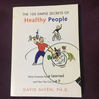 Healthy People Book