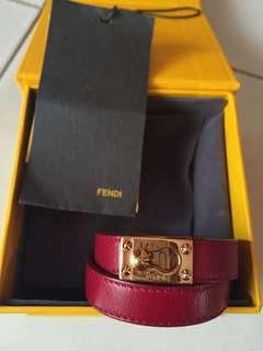 Fendi Double Bracelet Authentic