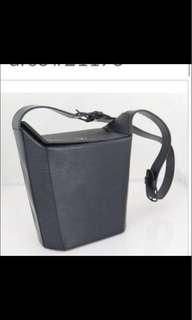 Louis Vuitton Sac Seau Black Epi Leather Shoulder Bag