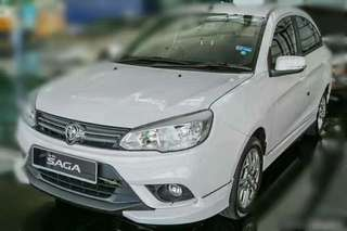 New Saga OEM bodykits