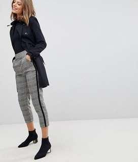 STR list pants  All size  Bahan katun premium