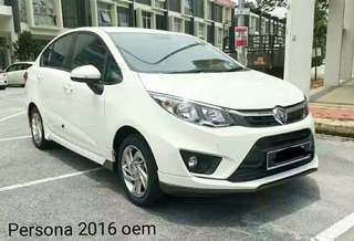 New Persona oem bodykits
