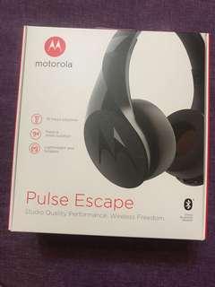 Motorola Pulse Escape (Wireless耳機)