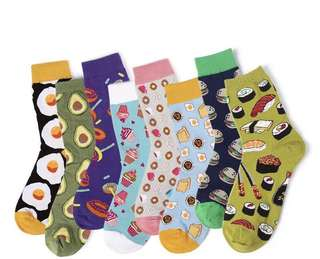 Woman's Socks V1
