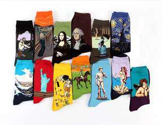 Unisex Historical Socks