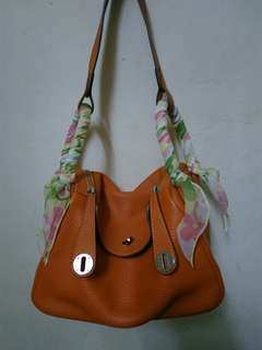 Hermes lindy 26 orange poppy