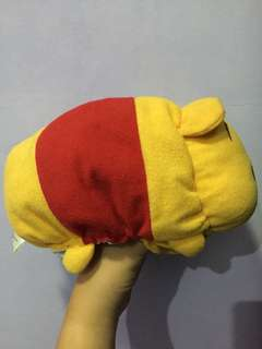 tempat tissue tsum tsum (winnie the pooh vers.)