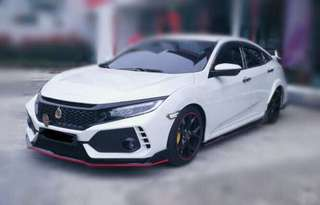 Civic FC Type R full bodykits