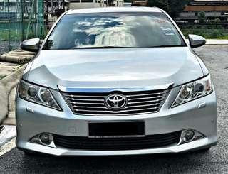 Toyota Camry 2.0 (A) 2012 sambung bayar