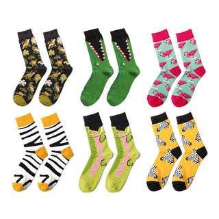 Unisex Reptile socks