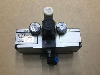SMC Air Booster Regulator VBA1111-02GN