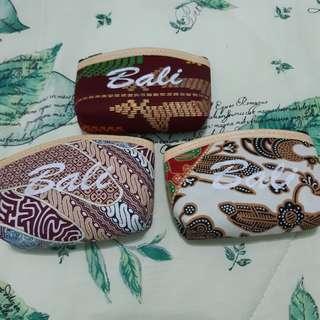Bali coin purse
