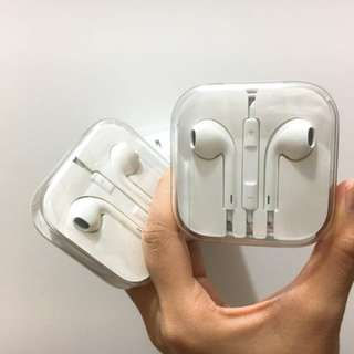 Apple 原裝耳機 handfree 3.5mm earphones