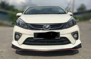New Myvi'17-18(68) bodykits