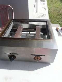 Takoyaki Burner (Without Metal Plate)