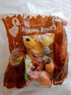 Macdonalds Hugging Buddies Winnie the Pooh Tigger Toy
