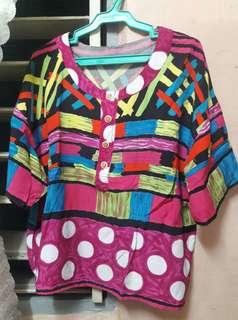 blouse (croptop)