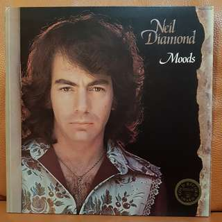 Neil Diamond - Moods Vinyl Record