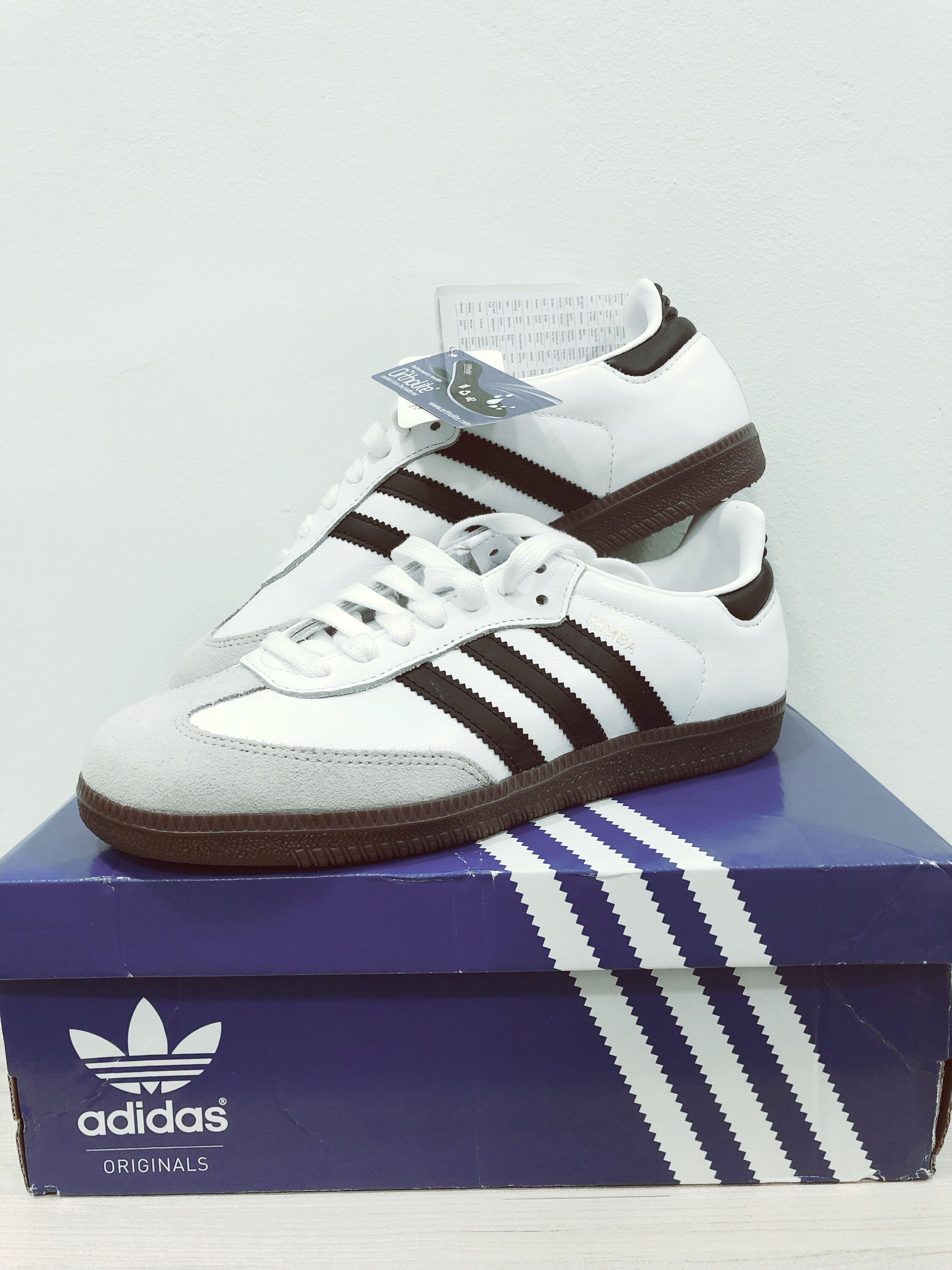 5e406676ed Adidas Originals Samba OG Shoes