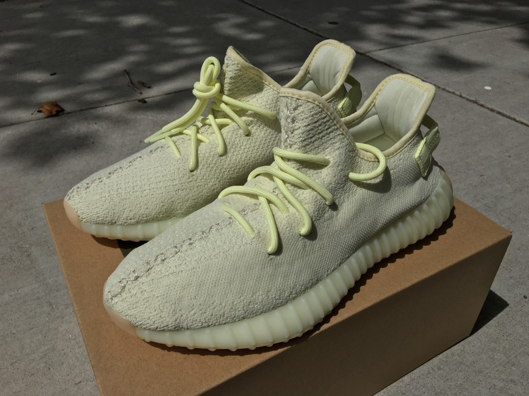 "bd89c716f48 Adidas Yeezy Boost 350 V2 ""Butter"""