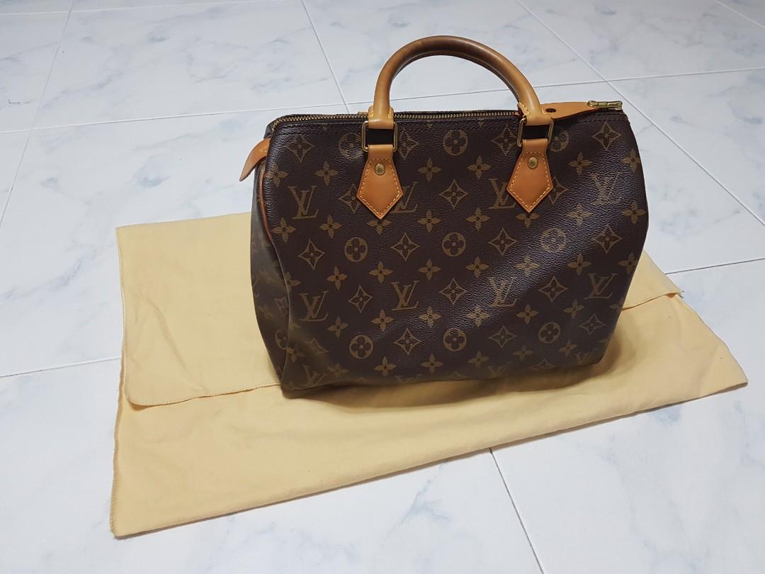 014c4d9fed1a Authentic Louis Vuitton Speedy NM 30