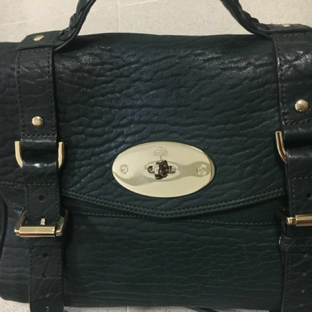 f60aa211204a AUTHENTIC MULBERRY Alexa