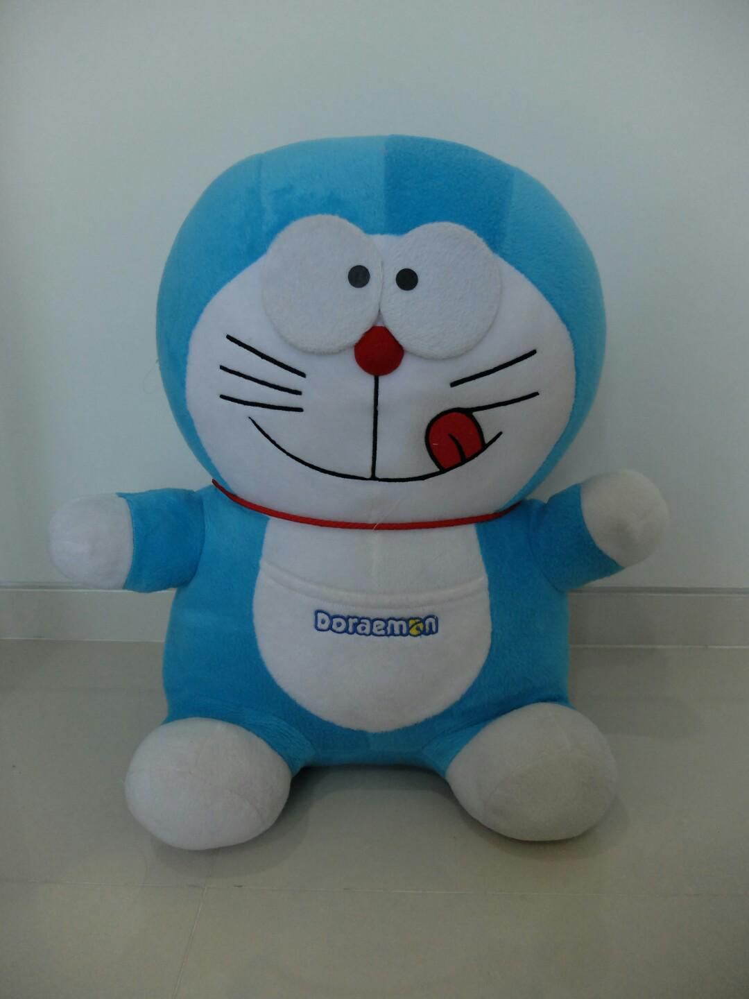 Boneka doraemon Toys & Collectibles Toys on Carousell