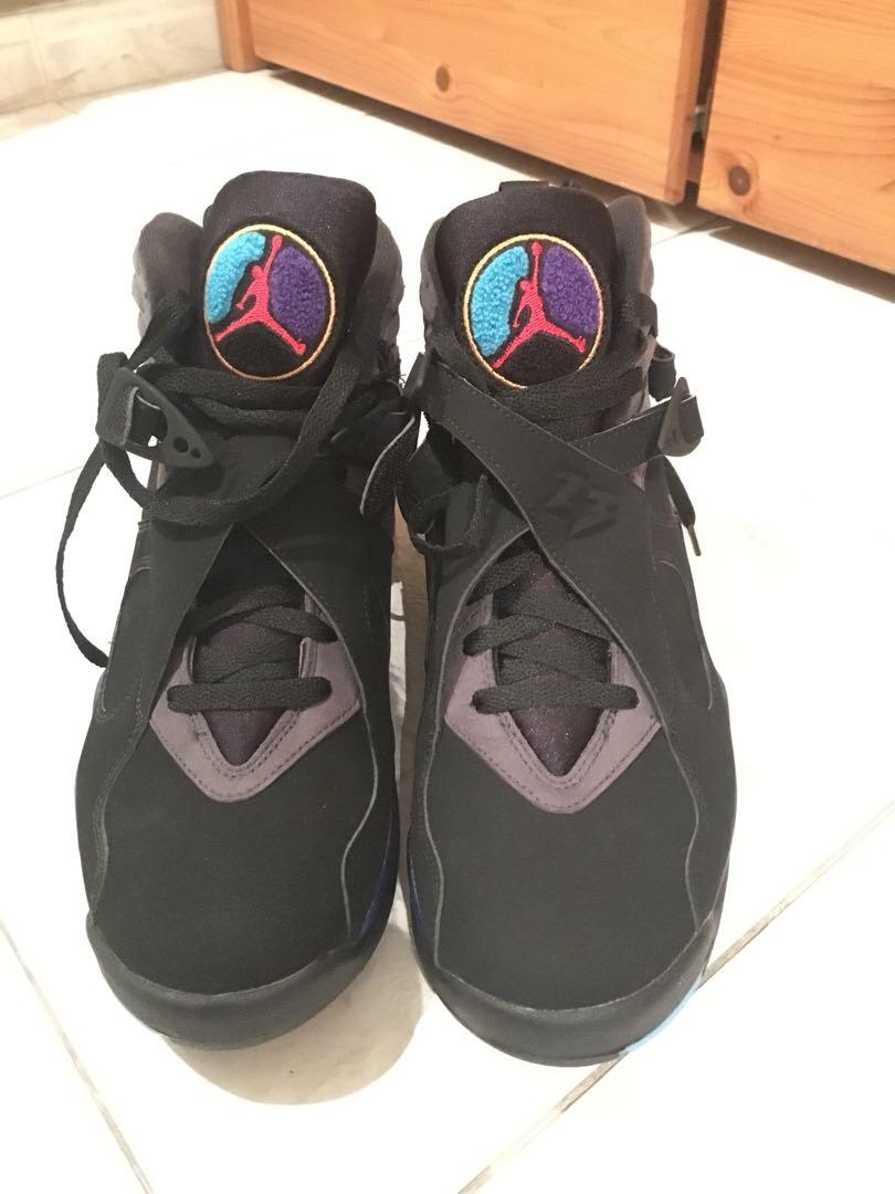 1b9353a63740 Brand new Jordan aqua 8