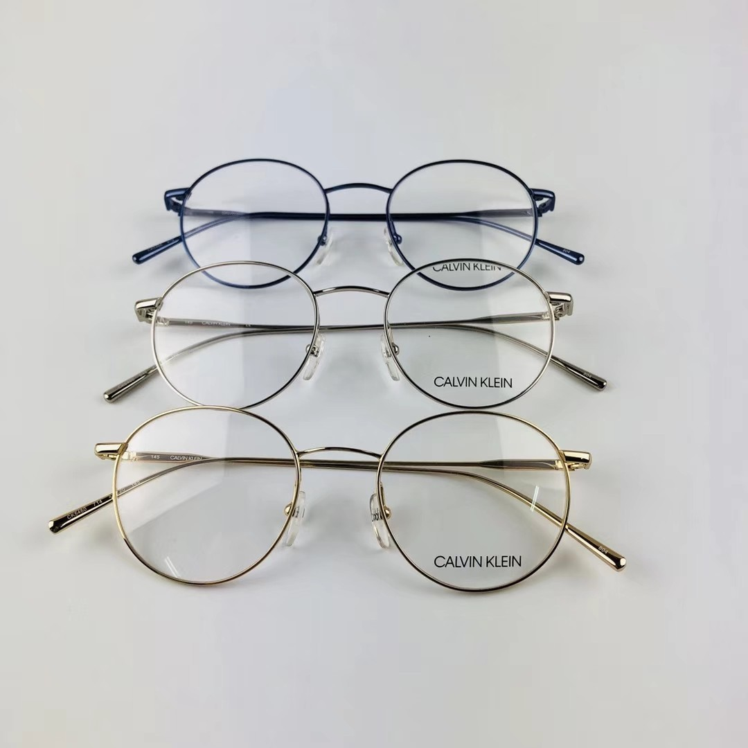 53590132c0 Calvin Klein round Spectacle Frames