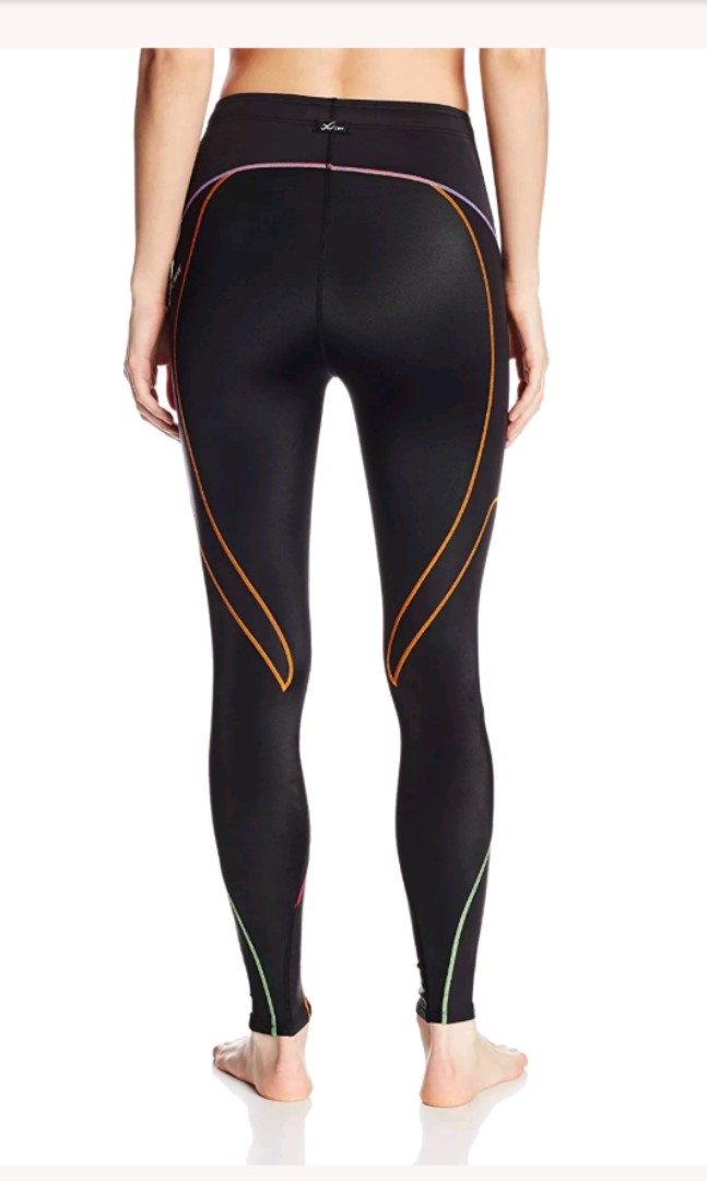 4c40c69ae7 Cw-x women stability endurance pro joint support compression tight, Sports,  Sports Apparel on Carousell