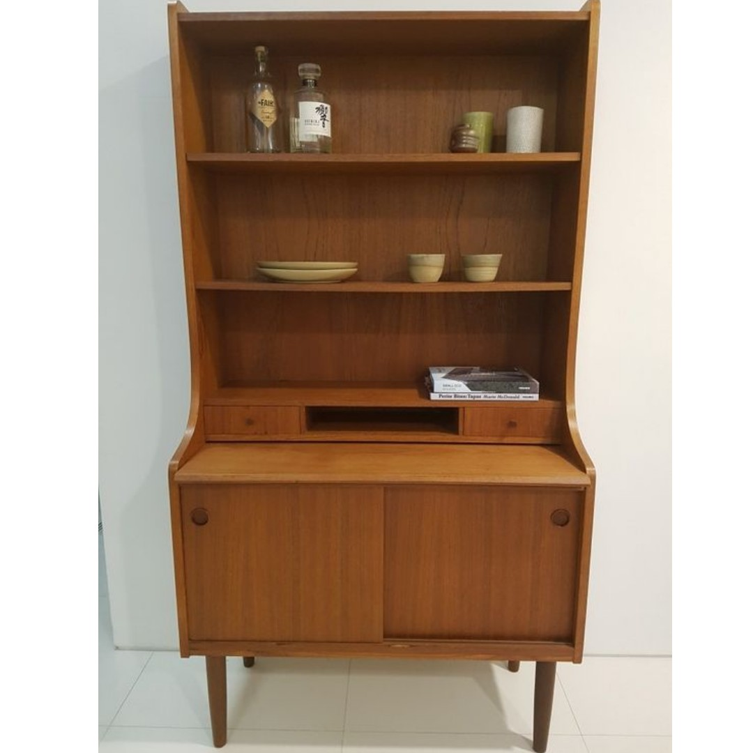 00ec107c8e219 Danish Secretary Bookshelf