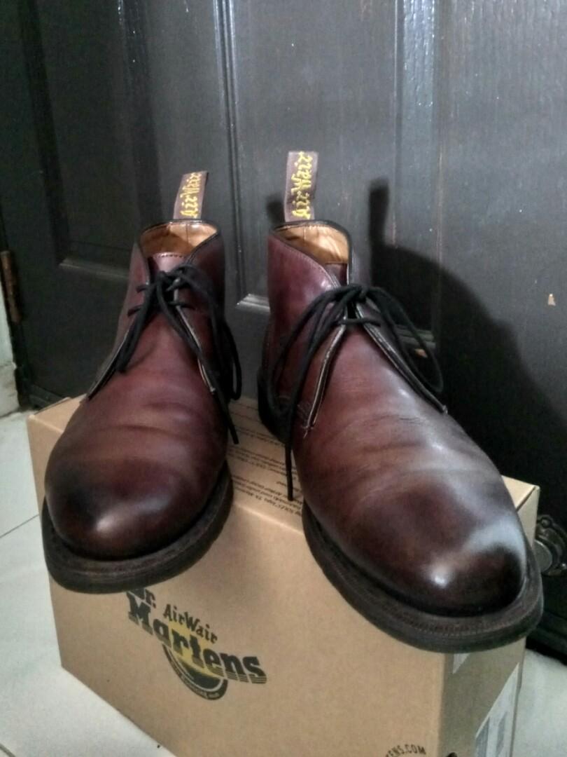 240a3e6d169 Dr. Martens Sawyer Chukka Boots, Men's Fashion, Footwear, Boots on ...