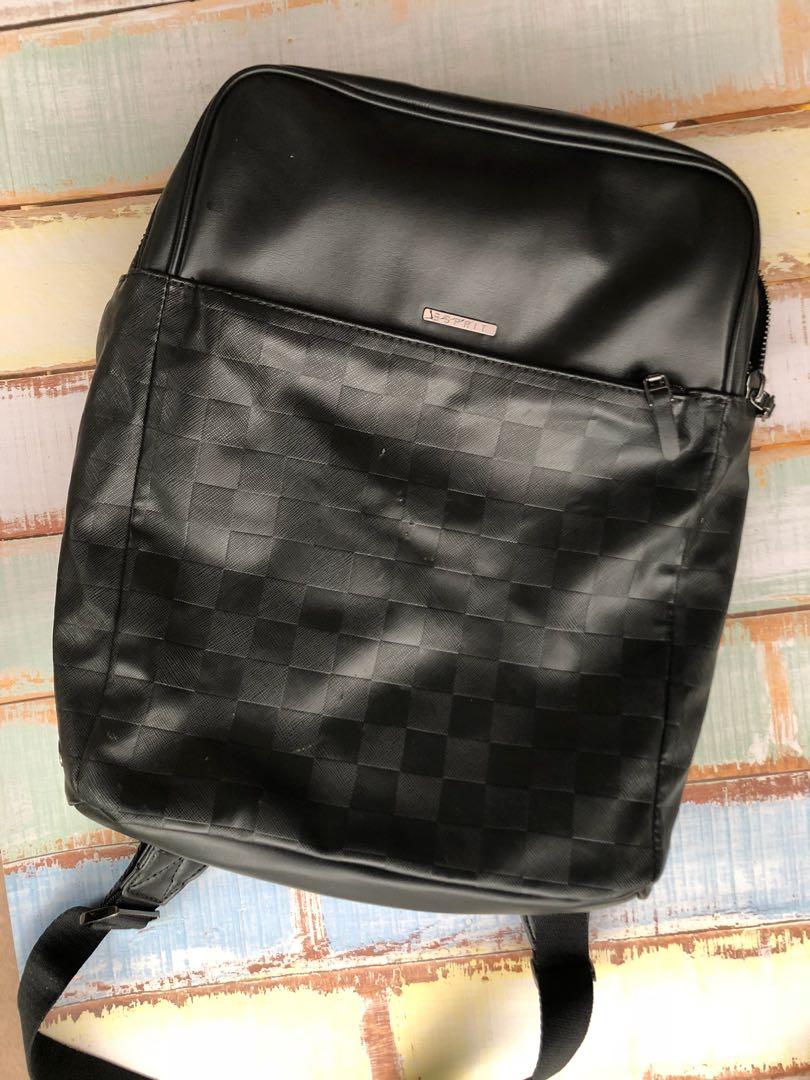 Esprit Original Preloved Backpack 15379a39b3