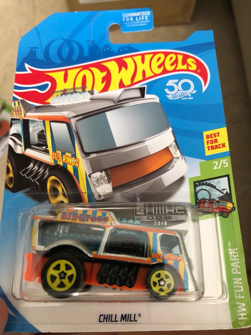Hotwheels Zamac Chill Mill US Exclusive, Toys & Games, Others on Carousell