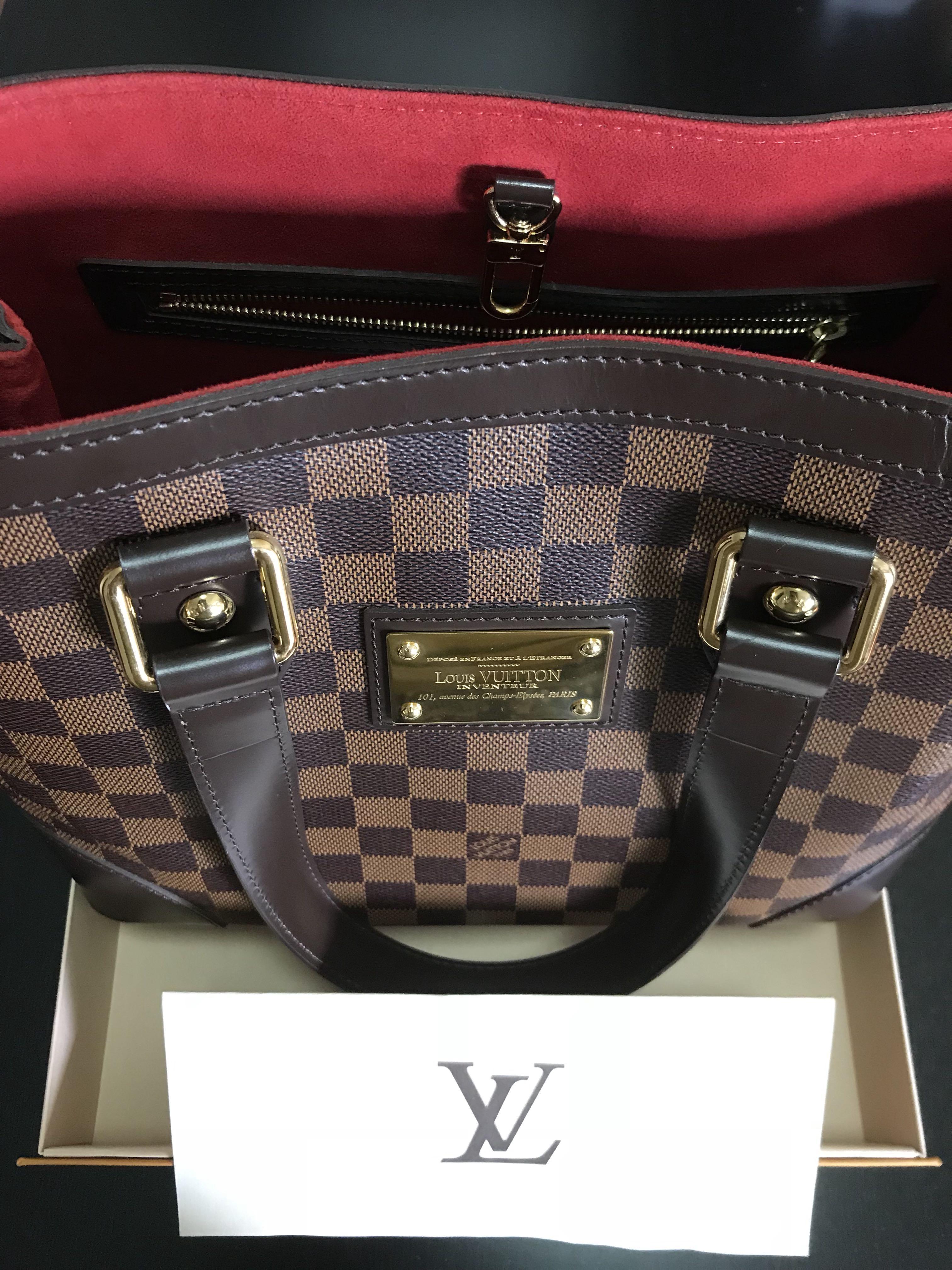 be2d8e79a9a3 Louis Vuitton Hampstead PM bag