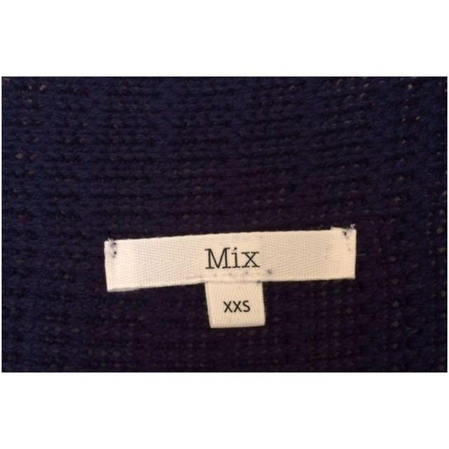 Mix Short Sleeve Cardigan