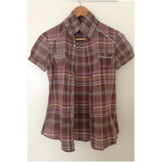 MNG Casual Sportswear Shirt