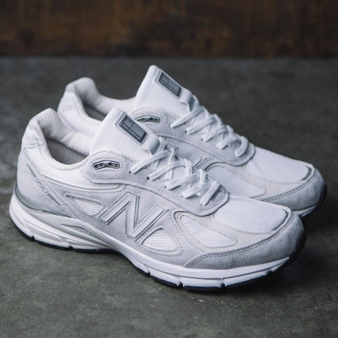 size 40 35864 fe384 New balance 990 made in USA 990v4 dad shoes nb
