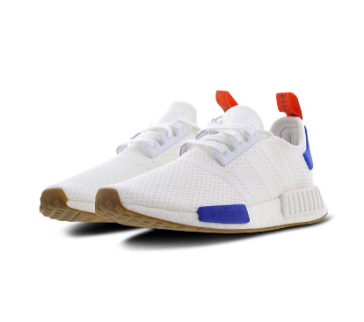 Red White And Blue Nmd R1