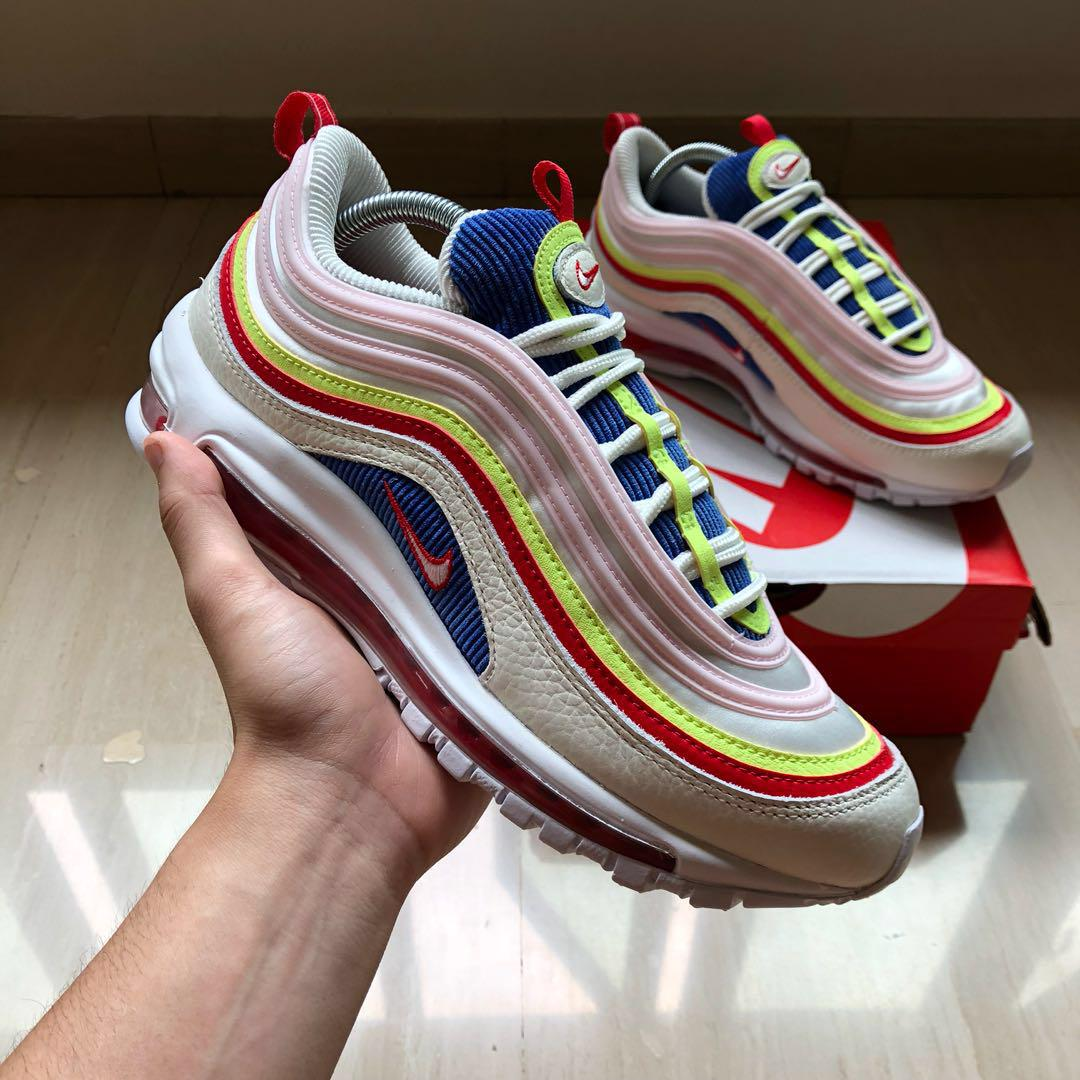 """Nike Air Max 97 """"Panache</p>                     </div> </div>   </div>           <!-- tab-area-end --> </div> <!--bof also purchased products module-->  <!--eof also purchased products module--> <!--bof also related products module--> <!--eof also related products module--> <!--bof Prev/Next bottom position -->         <!--eof Prev/Next bottom position --> <!--bof Form close--> </form> <!--bof Form close--> </div> <div style="""