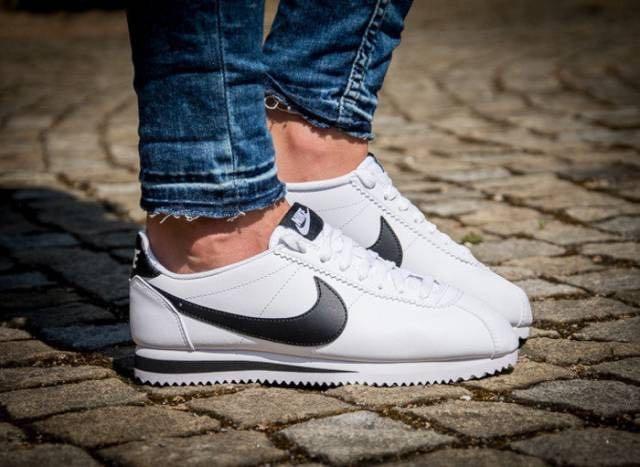e4c9de7213bb6a Nike Classic Cortez Leather white 807471-101