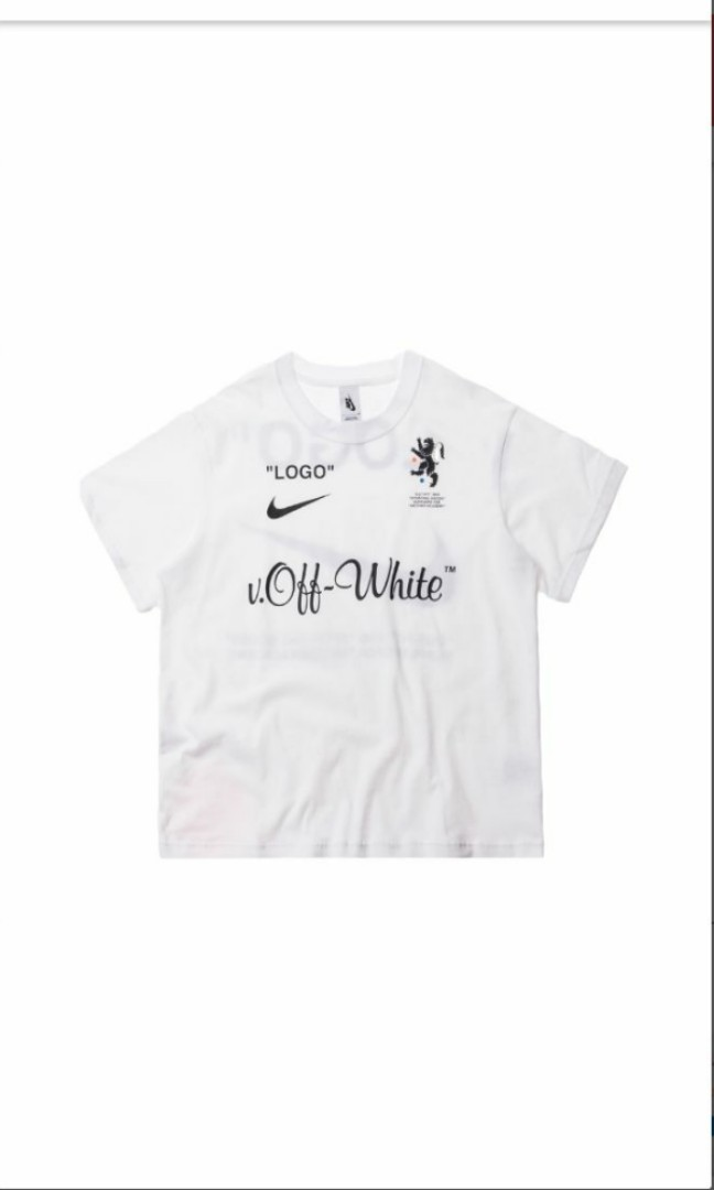 0ab3c605c3be PRICE DROP  WTS WTT Nike x OFF-WHITE Tee White