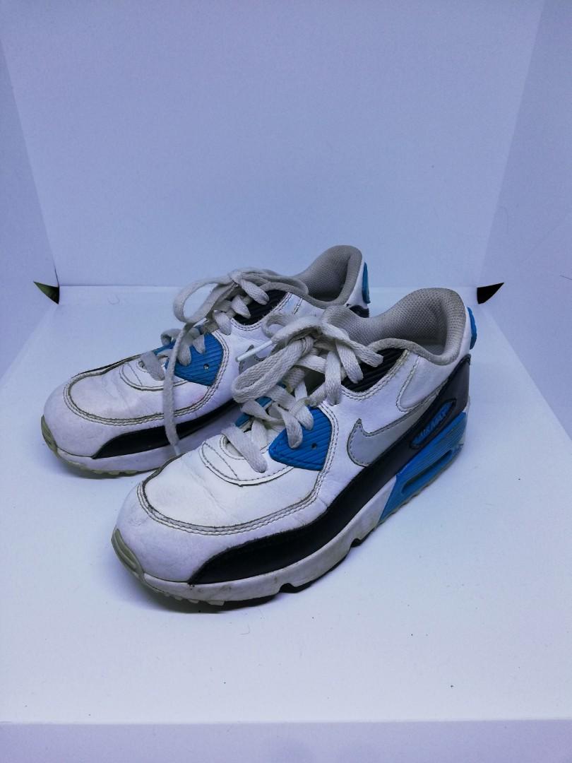 1419b8f0608 Preloved Nike Air Max Kids US3Y UK2.5