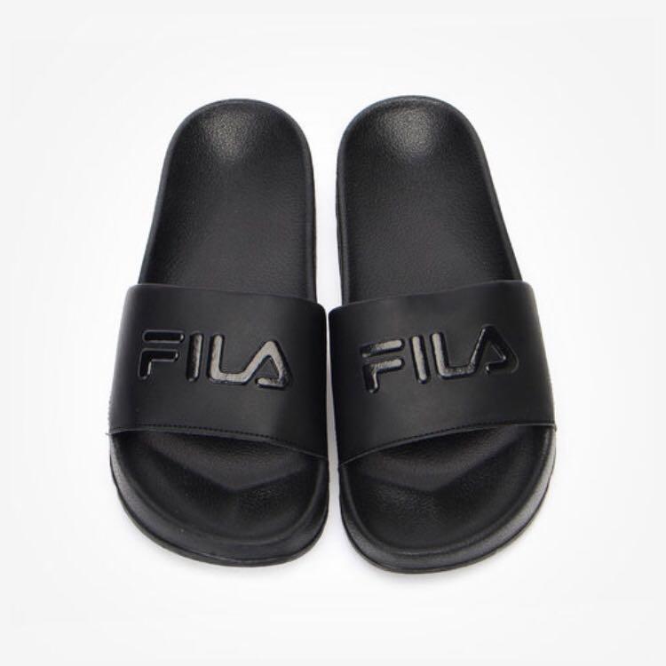 2e1aa9c27f13 Pre-Order) Fila Drifter Logo Sliders