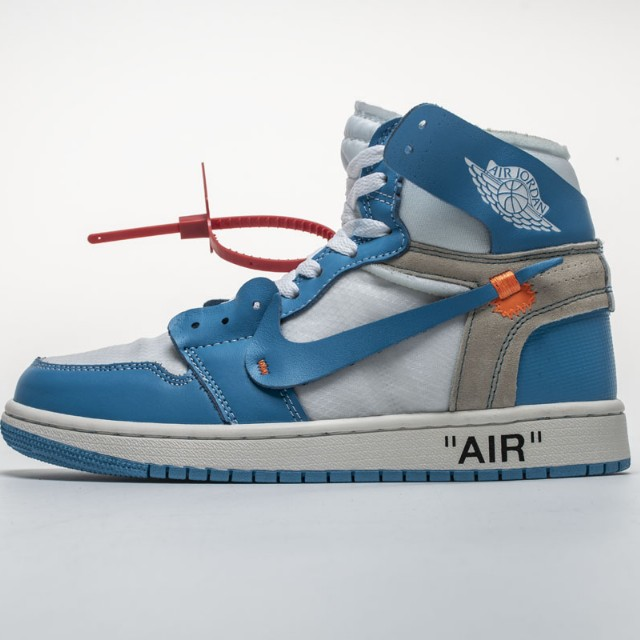 1d55e31ec24c8a Preorder for all sizes  Off-White Air Jordan 1 UNC